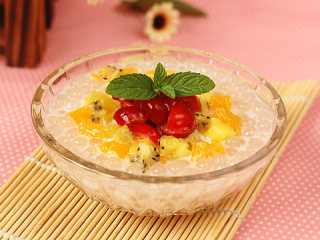 水果西米捞