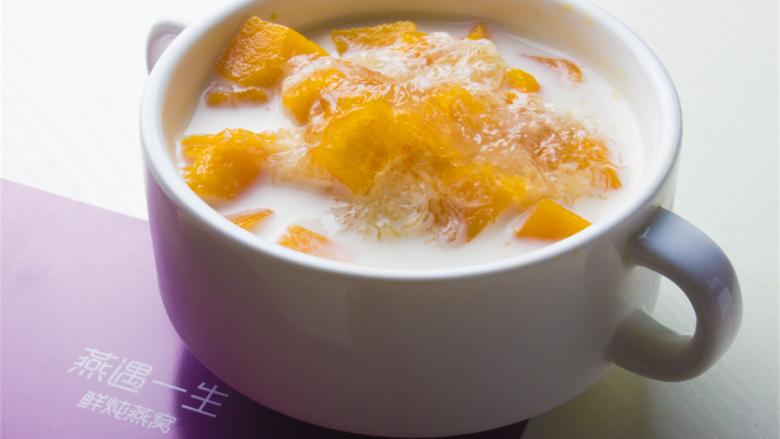 芒果牛奶燕窝