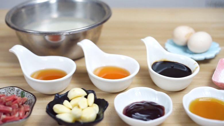 必吃的广东小吃——广州肠粉,材料合集!