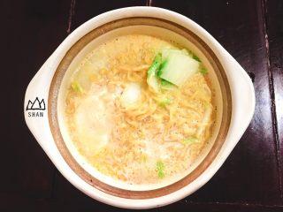 牛奶泡面(贫民窟cream soup