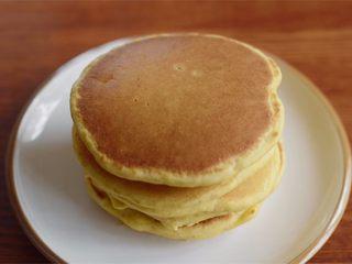 健康早餐全麦松饼