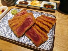 【台北食记】乍牛炸牛排专卖店-UADA PRIME翼板牛排定食
