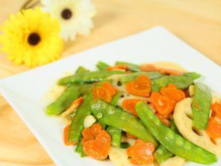 农家小炒,多吃素食更健康哦。