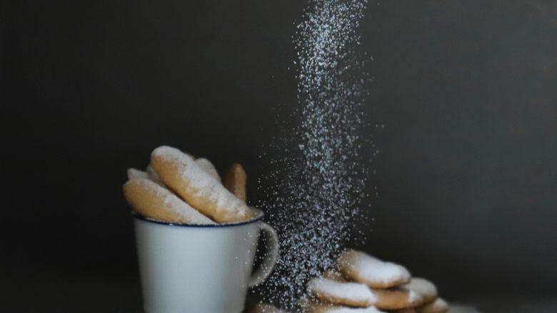 松软的饼干小妖精——手指饼干