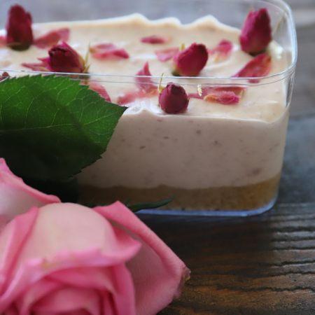 情人节第一份礼物请收好,浪漫浓香的玫瑰芝
