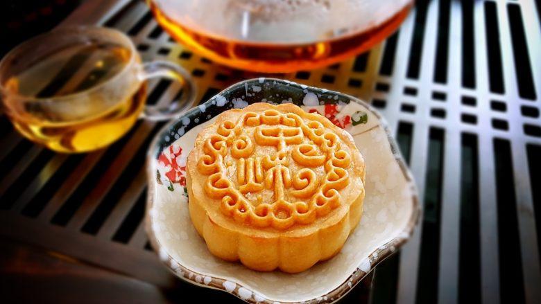 广式月饼~金沙奶黄馅儿