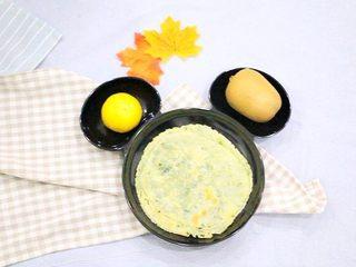 饺子皮葱油饼 宝宝辅食,鲜香酥脆全家爱吃