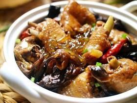 一招吃出小鸡炖蘑菇 够不够东北