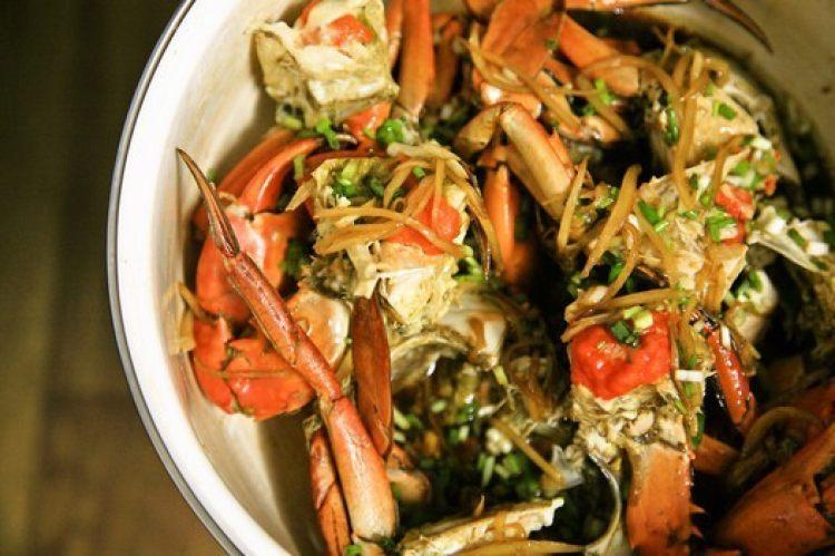 故乡的食物(下)·在台州吃鲜