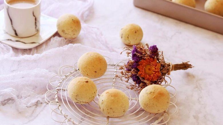 海苔麻糬球