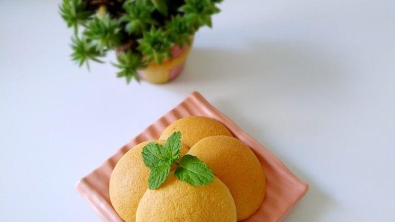 舒芙蕾松饼(烤箱版)