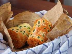食物的记忆·肉松面包与疯女人