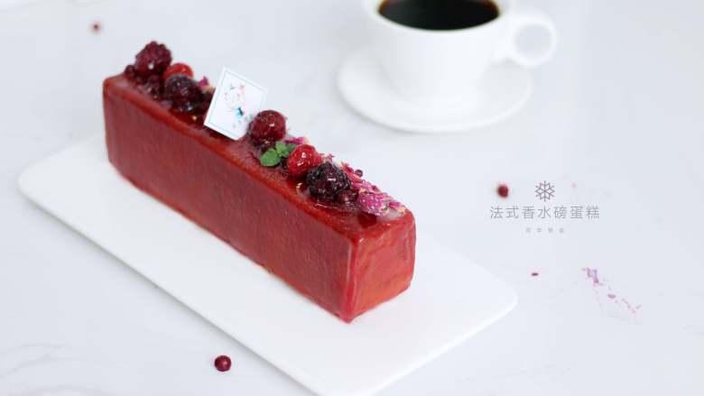 浪漫的的下午茶时光——法式香水磅蛋糕