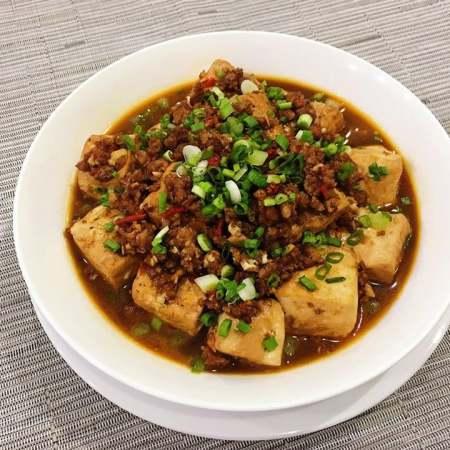 剁椒燒豆腐