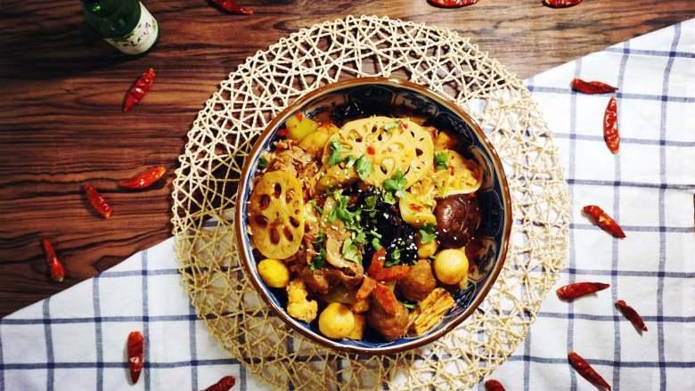 麻辣香锅   🌶辣,是饭桌上不可或缺的一味