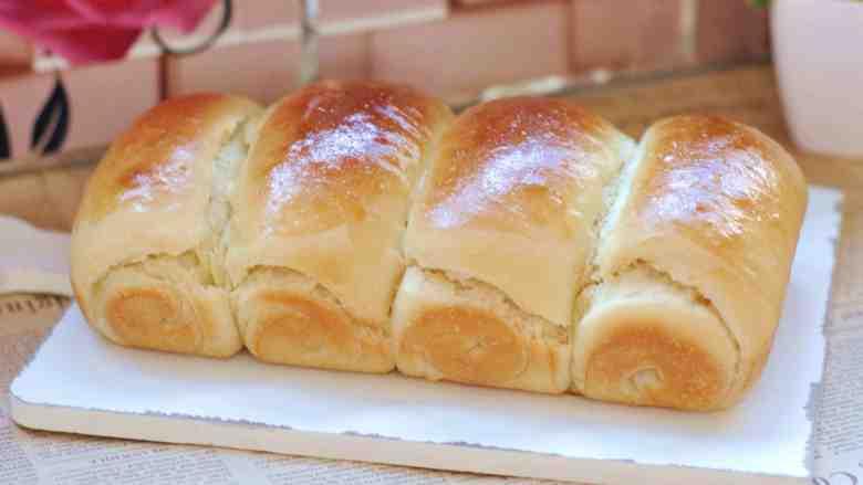 中种老式面包