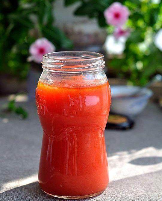 自制番茄酱