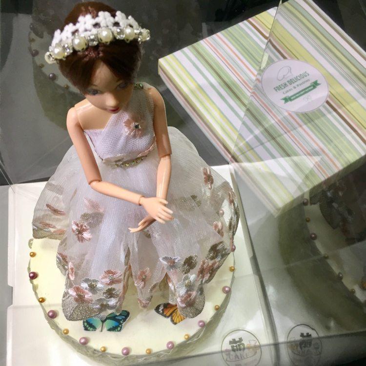 三个蛋糕,两次进步,一个目标