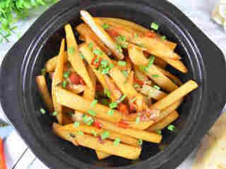不会做菜的吃货来学做土豆吧,美味易上手!