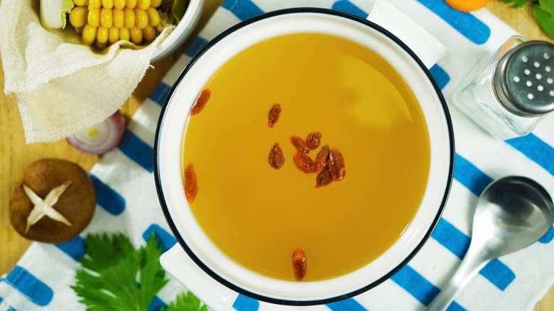 无添加蔬菜营养高汤