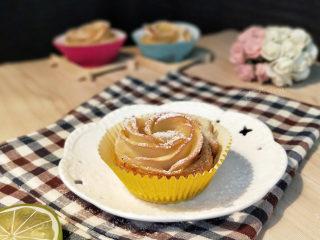 吃掉一朵花——玫瑰苹果挞