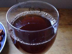 山楂乌梅汁