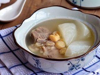 萝卜瑶柱猪骨汤