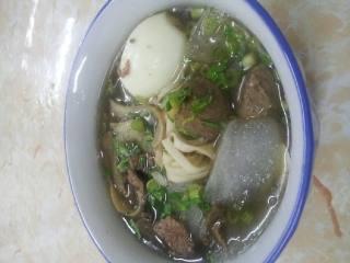 潮汕牛杂汤面