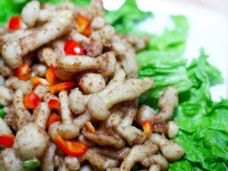 鹅肝酱焗白玉菇