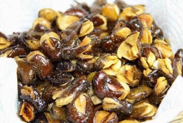 香炸兰花豆