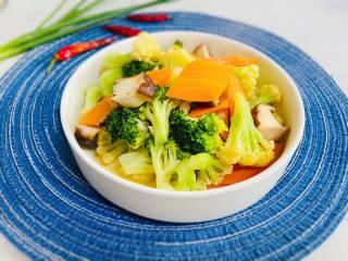 杂炒蔬菜,杂炒蔬菜,营养健康美味!
