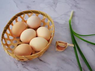 糖醋鸡蛋,准备好材料