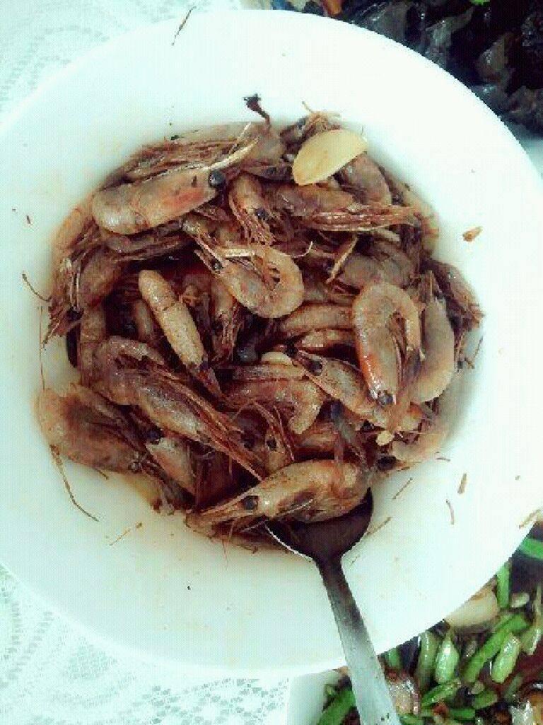 红烧北极虾
