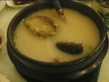 鹿茸水鸭汤