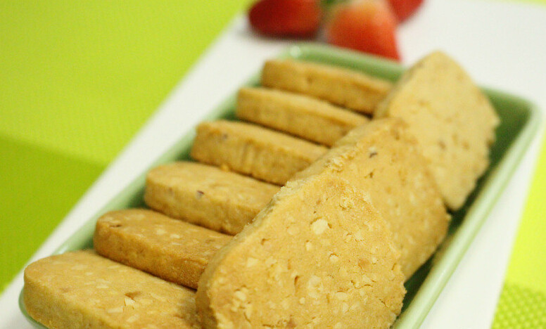 黄油花生饼干