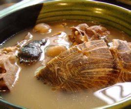 玄宗鹿肾长龟汤
