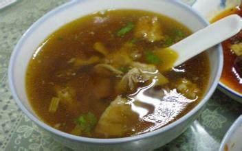 闽南牛杂汤