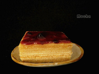 皇家千层芝士蛋糕