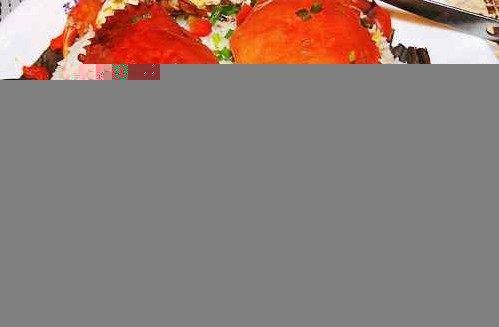 八宝青蟹饭