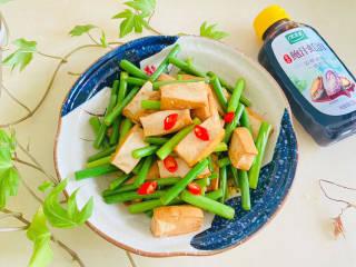 蒜苔香干,蒜苔香干是一道营养美味的家常菜!