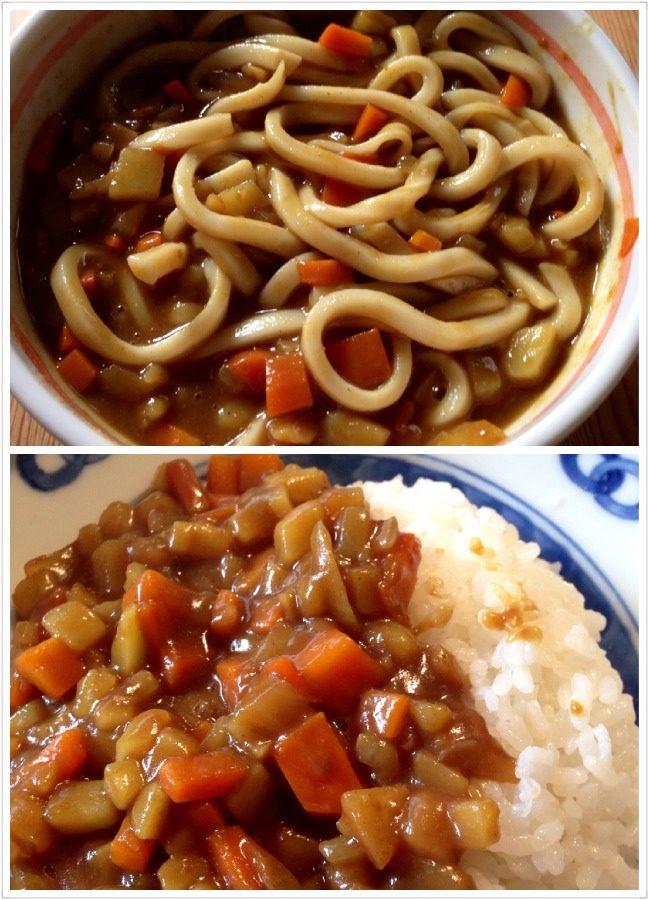 咖喱乌冬/咖喱饭