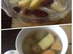 水果茶西米露