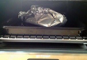 轻松炮制餐厅人气大菜:秘制锡纸包鲈鱼,放入烤箱中烤20分钟就可以了
