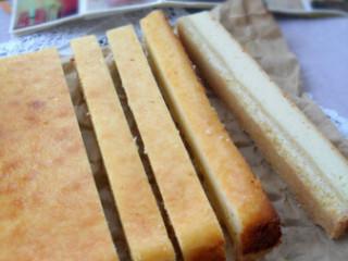 酸奶油乳酪蛋糕棒