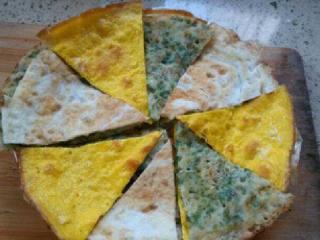 三色早餐饼