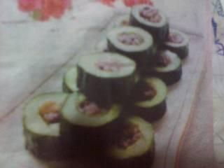 黄瓜糯米墩