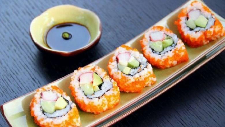 日式反卷寿司