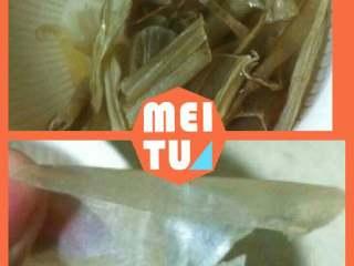 鳝肚红枣桂圆汤,买回来的的鳝肚,剪开,