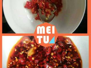猪肉大葱水饺,剁辣椒,芝麻辣椒酱,酱油,醋。做调料。