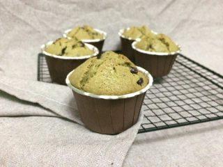 杯子红豆抹茶蛋糕